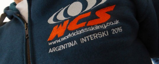 SOON TO BE IN ARGENTINA INTERSKI 2015!